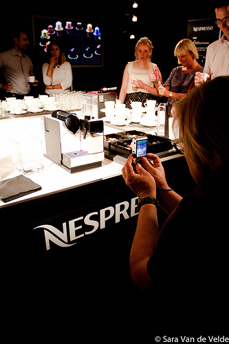Nespresso Press Trip:: Latissima+