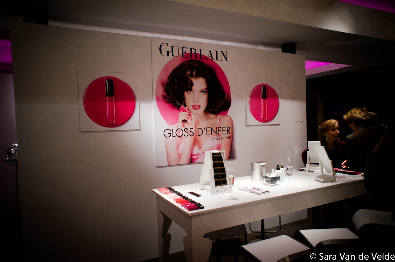 Guerlain event: Glosse d'enfer