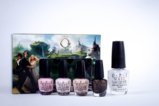 OPI , Oz the great and powerful