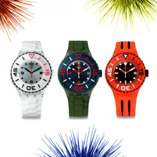 Swatch Suba Watch 2013