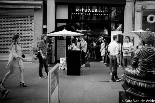 Opening Rituals Store Antwerp