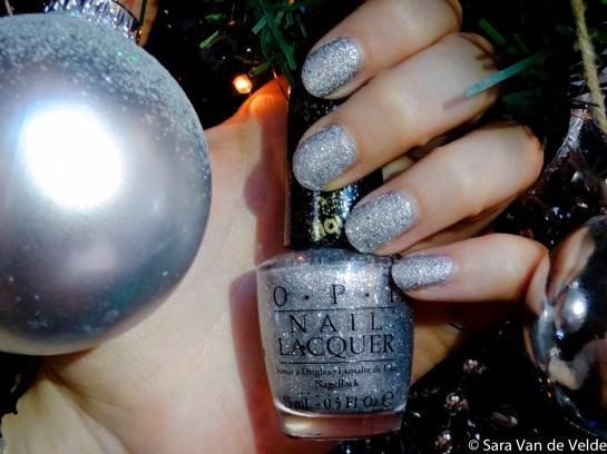 It's frosty outside by OPI