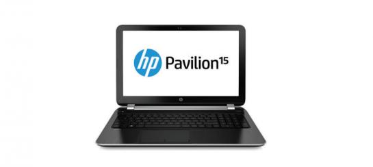 HP Pavilion 15