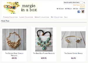 Margieinabox.com