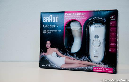 Wedstrijd Braun Silk Epil